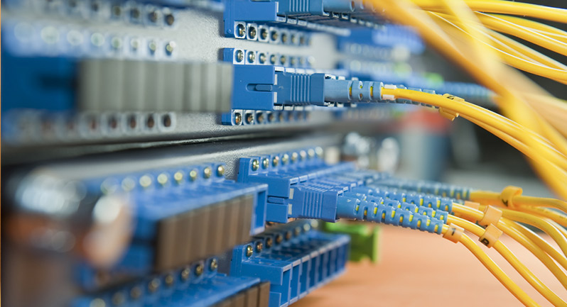 Installation de réseau informatique à Chambéry